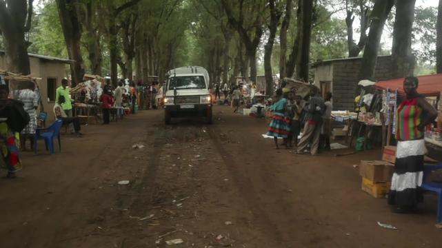 DRC –  Children struck by measles epidemic (INT)