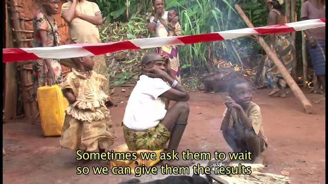 Series: Treating Yaws Among the Aka Pygmies. Episode 3: Up To 500 Patients A Day