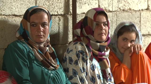 BROLL - IRAQ: Increasing numbers of Iraqis in need of humanitarian assistance