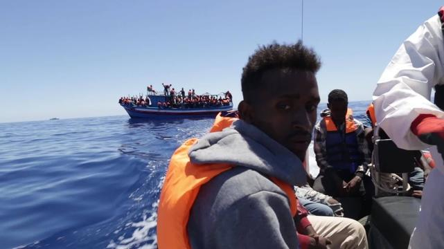 SAR in the Mediterranean - May 16th - Dignity I