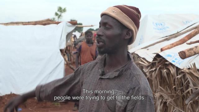 SHORT CLIP: People are struggling to survive, CAR (ENG)
