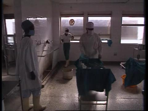VIDEO: Hygiene procedures in rural hospitals (ENG)