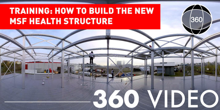 360 Training for the new MSF modular construction