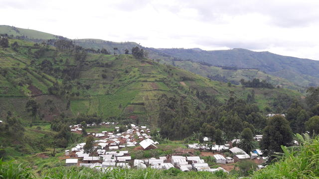 MSF Supported Hospital in Masisi, North Kivu