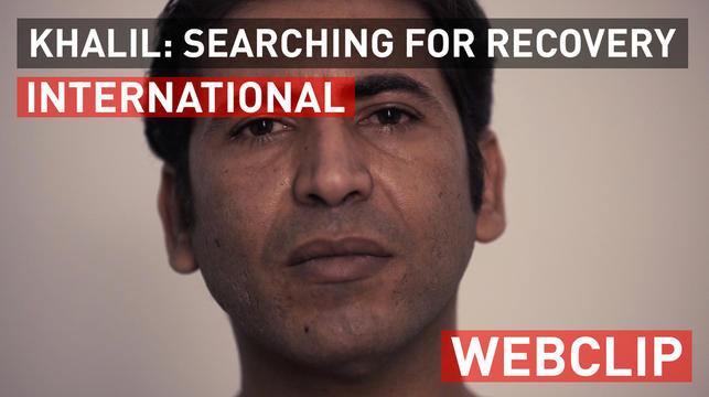 Khalil: Searching for recovery | Webclip | International