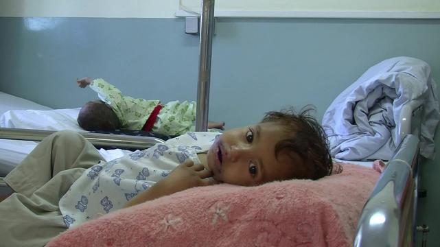 Addressing huge medical needs in the outskirts of Kabul