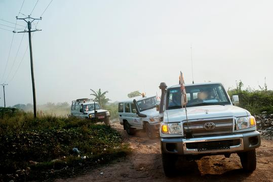 MSF Activities in Central African Republic