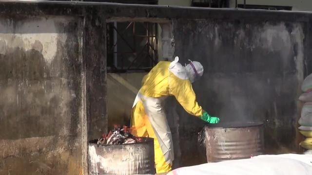 VIDEO : Healthcare in the Time of Ebola (FR)