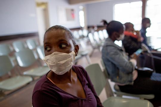 Sibongile Xesha - MSF Treatment For TB in South Africa
