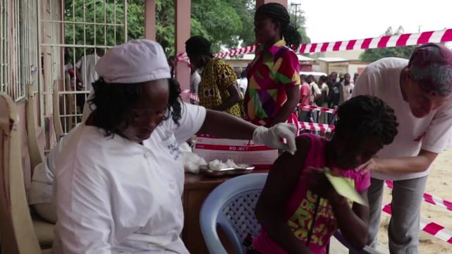 DRC - Preventing the spread of yellow fever (FR)