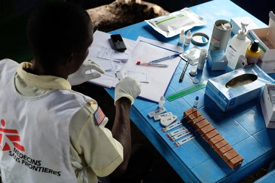 "Yambio Test and Treat "" HIV Programme"