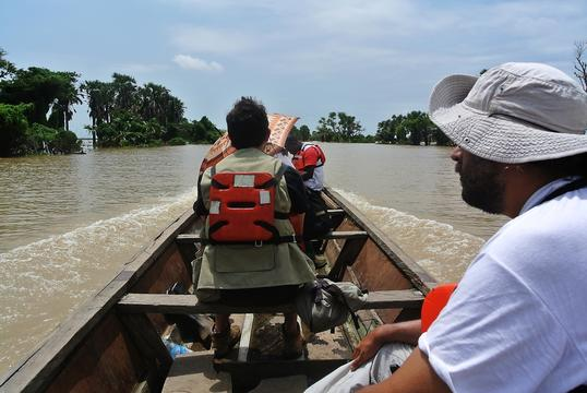 Floods in Nigeria - 2012