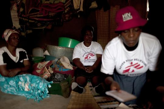 Swaziland-Fighting a dual epidemic