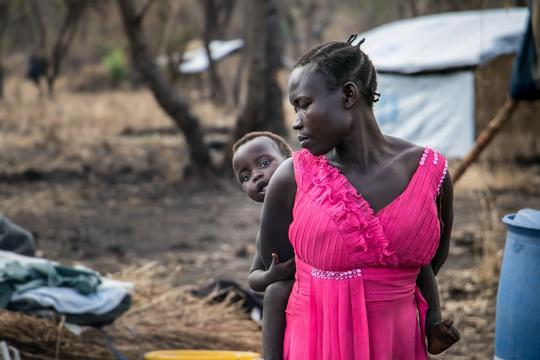 Thousands of South Sudanese Refugees Flee to Uganda (May 2017)