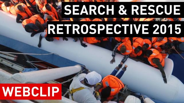 2015: MSF Search & Rescue in the central Mediterranean EN