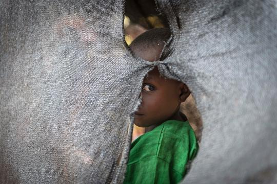 CAR, Muslim IPDs in Carnot + MSF health centres, Yann Libessart / MSF, june 2014