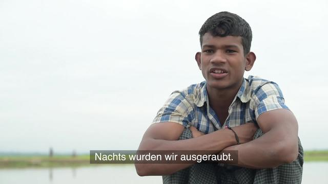 WebClip DE Rohingya Emergency - Anjuman Para Border