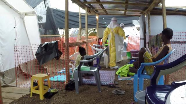 B-ROLL | Race against time to control the Ebola outbreak