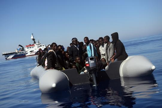 MSF Mediterranean Search and Rescue Operation III