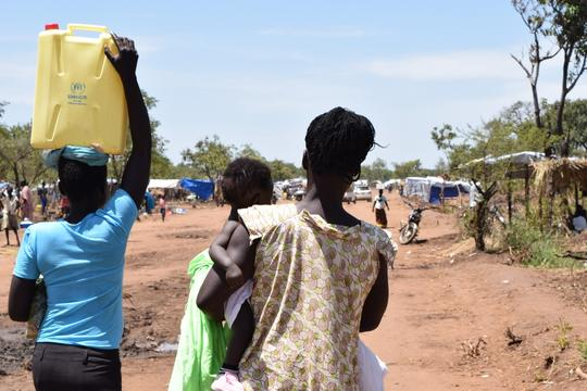 Uganda overwhelmed as tens of thousands flee violence in South Sudan