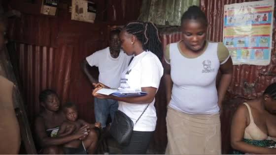 Battling Malaria in Sierra Leone