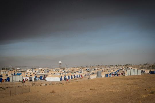 Erbil Iraq - Debaga Camp and Mobile Clinic