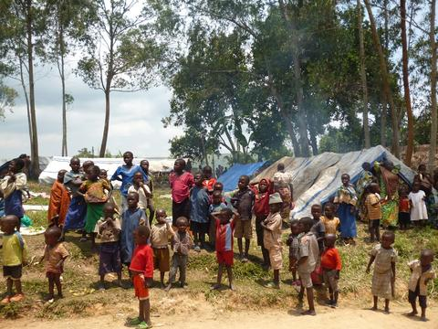 DRC - MSF assists displaced people in Ituri, Orientale Province