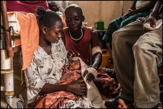 Maternal and child healthcare project in Yambio, South Sudan