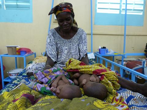 Niger - Intensive malnutrition care