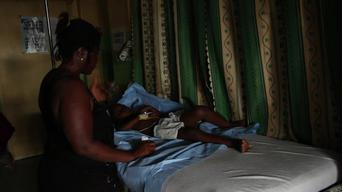 Liberia - Protecting health workers too