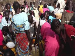 South Sudan – Aid needed before the rains starts