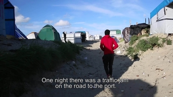 WEBCLIP: Samir, unaccompanied minor in the Jungle, Calais, France (ENG)