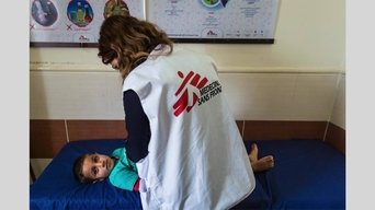 Testimony of Baroj, MSF staff in Ninewa, IRAQ - ARABE