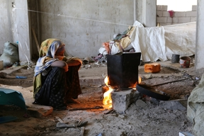 Living conditions and MSF outreach in Taiz, Yemen