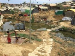 Rohingya refugee camps