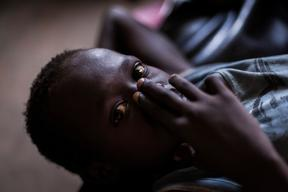 Aweil, maternal and child health care
