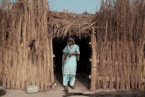 MSF intervention after floods in and around Jacobabad, Pakistan,