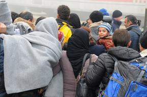 Refugees in Serbia
