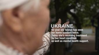 "Ukraine - ""Look around, others weren't so lucky."" (ENG)"