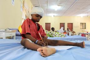 Nigeria: MSF transforms the faces and lives of those who suffer from Noma