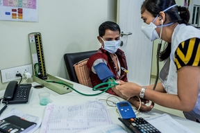 MSF TB Treatment in Mumbai, India