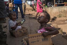 Freetown - Battling Malaria in Sierra Leone