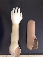 Project 3D prostheses