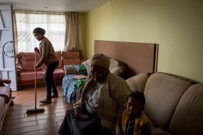 Sinethemba- MSF Treatment For TB in South Africa.