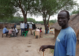 South-Sudan: thousands at risk of cholera and malnutrition in Pieri