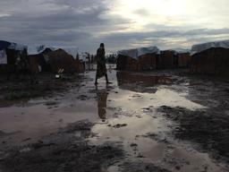 Ethiopia, Itang + Lietchuor South Sudanese camps, Gambella region, MSF, 9 may 2014