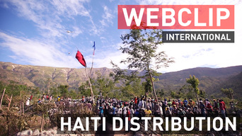 Aid Drops In Remote Areas Of Haiti - Web Clip - International - No map