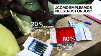 MSF = Humanitarian action. Our finances 2014 - SPANISH