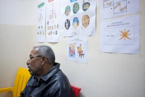 Non-Communicable Diseases, MSF Supported Clinic in Irbid Jordan