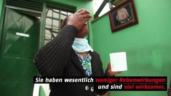 Access to new TB drugs - World TB Day 2017 / GERMAN